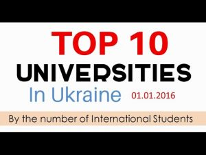 Study In Ukraine Admissions for International students in ...