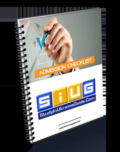 Admission Checklist