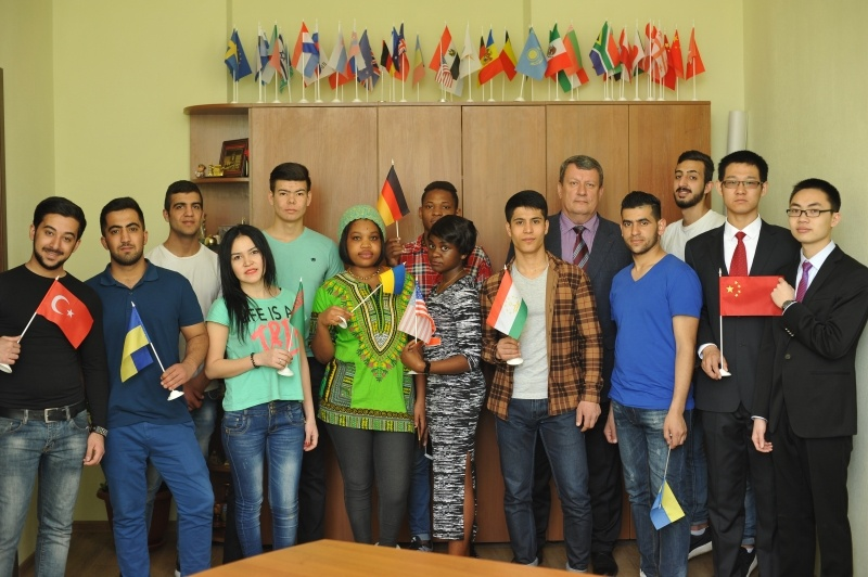 International Students In Ukraine