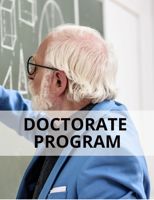 Postgraduate Doctorate Program